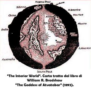 Agarthi, la teoria della terra cava