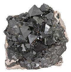 La magnetite