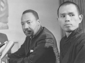 Martin Luther King Jr & Thich Nhat Hanh