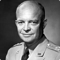 Presidente Eisenhower