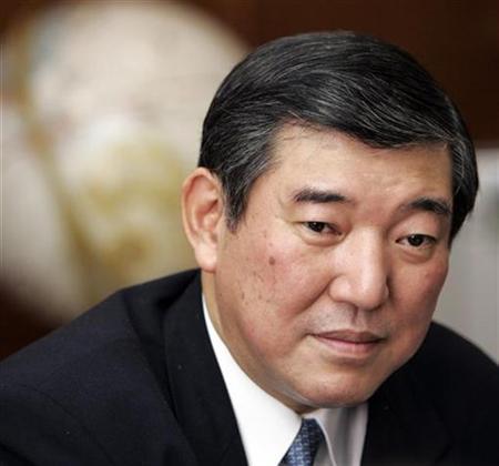 Shigeru Ishiba ufo