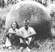 sfere di granito