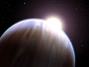 pianeta extrasolare HD189733b