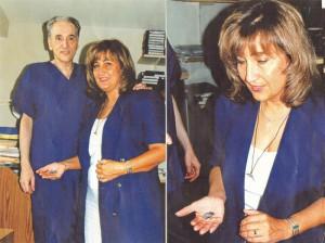 Paola Harris e Michael Wolf