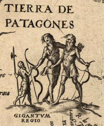 I Giganti della Patagonia