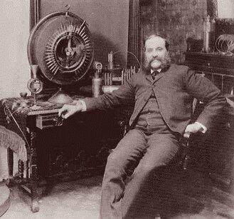 Keely e la fisica della vibrazione