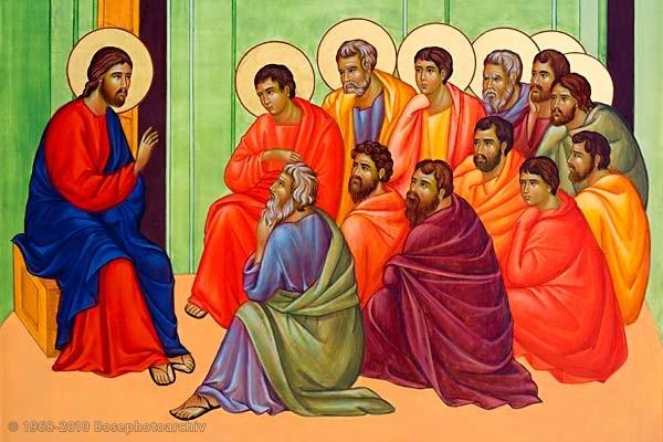 Gli Apostoli non sono esistiti