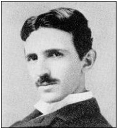 Figura 7: Nikola Tesla