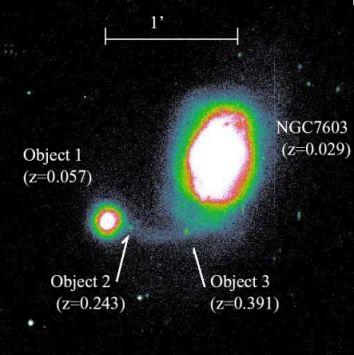 La Cosmologia di Halton Arp - Galassie Madri