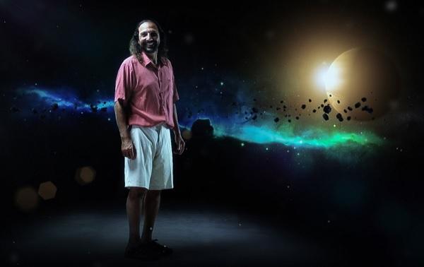 Nassim Haramein Il Protone di Schwarzschild