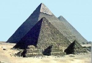 Piramidi di Giza 1