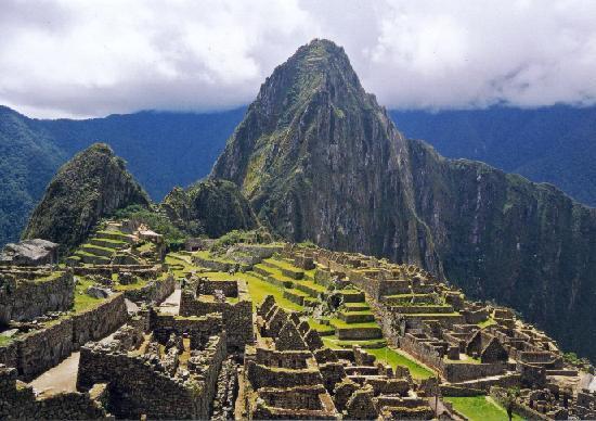 città perduta degli Inca