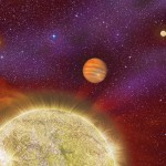 Sistemi stellari multipli, 4 stelle per un pianeta