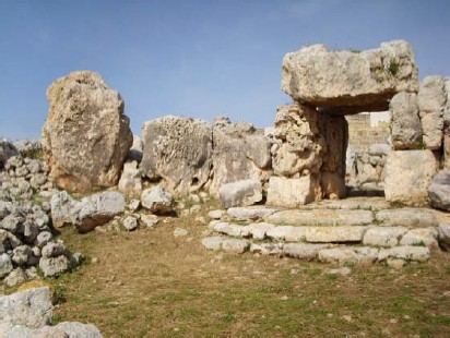 Portale di Ta' Hagrat