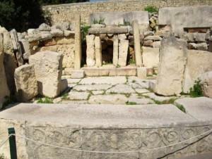 Steli a Tarxien