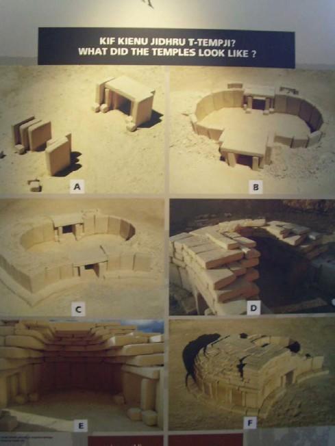 costruzione di un tempio