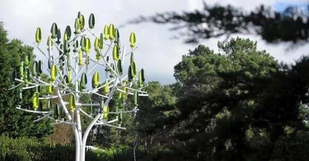 Wind tree sistemi eolici