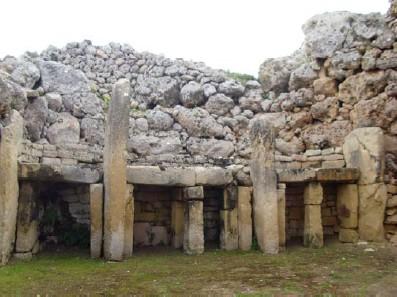 templi di Ggantija