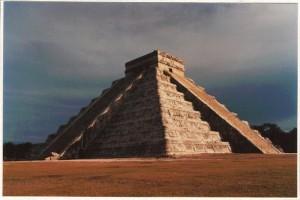 La piramide Kukulkan