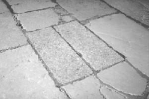 tre pietre di granito