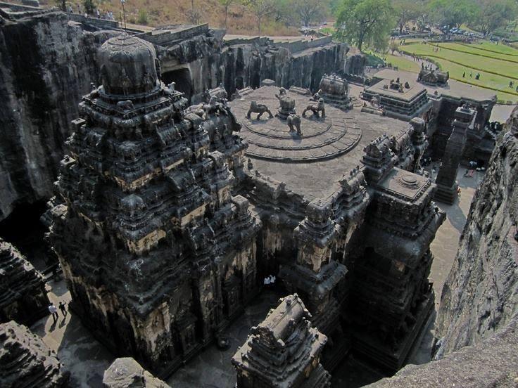 Ellora Kailash Temple 3