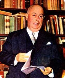 Il matematico Luigi Fantappié (1901-1956)