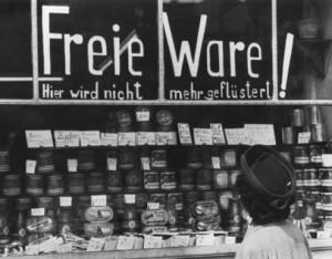 il miracolo economico della Germania