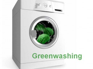 GREENWASHING slide