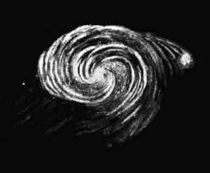 Galassia Vortice di Ross