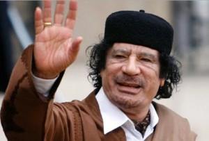 M. Gheddafi
