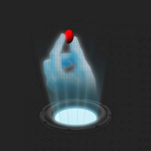 ologramma acustico