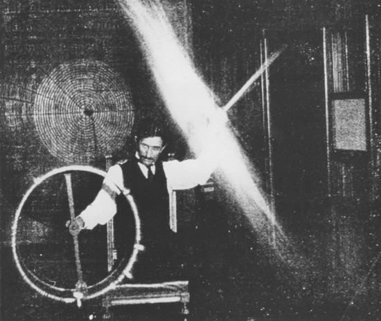 Fig 5. Nikola Tesla