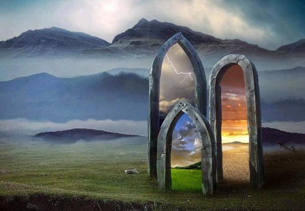 multiverso e viaggio interdimensionale