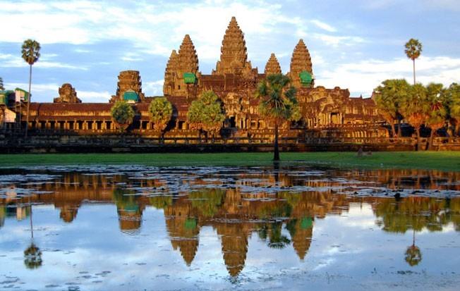 Angkor Wat, il tempio del 12° secolo
