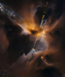 HH24 Hubble
