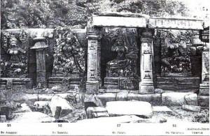 Il tempio Yogini Bheraghat, nel 1875 circa
