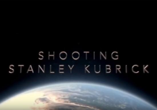 Shooting Stanley Kubrick