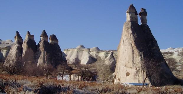 Camini delle fate, Cappadocia, Turchia