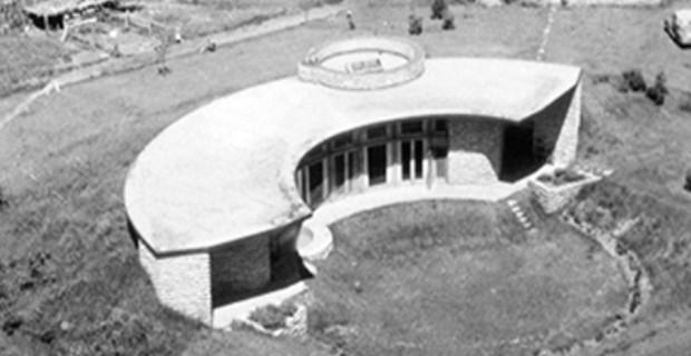 Casa Emiciclo Solare, Frank Lloyd Wright
