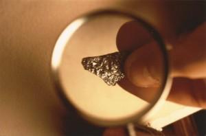 Un frammento del dottor Wolf (Foto Pietro Ponzo), pressoché identico a quello testato da Daniele Gullà.