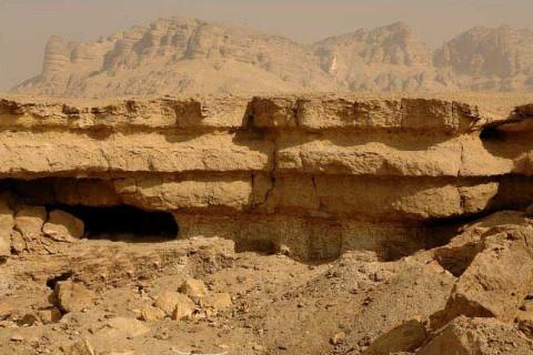 Il sito di Nag Hammadi in Egitto