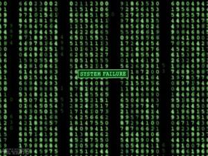 Matrix system failure