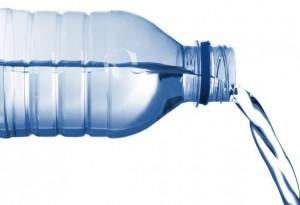 bottiglie di plastica acqua
