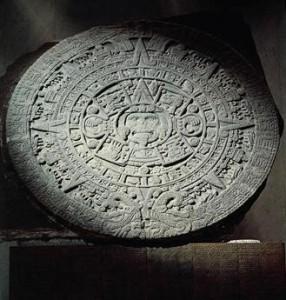 Tonalamatl - Calendario solare azteco