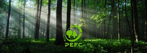 logo PEFC foreste