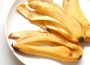metalli pesanti bucce di banana
