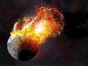 formazione della Luna
