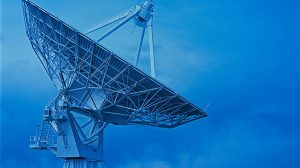 segnale radio radiotelescopio
