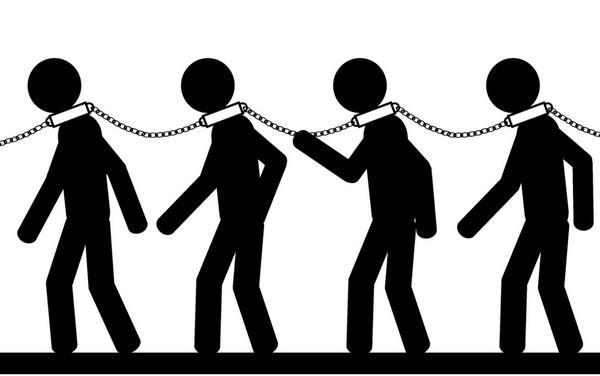 liberamente schiavi