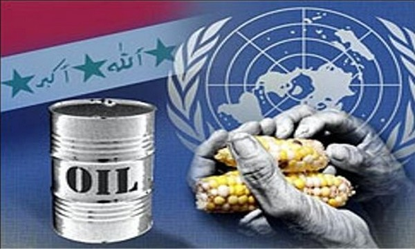 oil for food